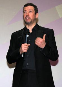 смотреть фильм Андрей Мерзликин представил фильм о Михаиле Миле на фестивале