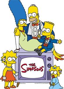 Белым актерам запретят озвучивать цветных героев Симпсонов