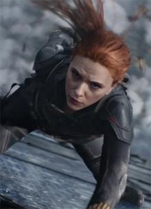 """В """"Черной Вдове"""" будет 30-минутный фрагмент в IMAX"""