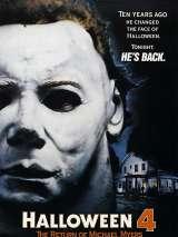 Хэллоуин 4: Возвращение Майкла Майерса / Halloween 4: The Return of Michael Myers
