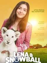 Лена и львенок / Lena and Snowball