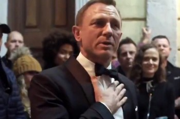 """Дэниел Крэйг расплакался после завершения съемок """"Не время умирать"""""""