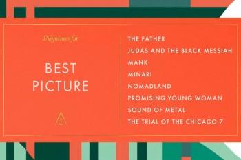 """Представлены номинанты на премию """"Оскар 2021"""""""