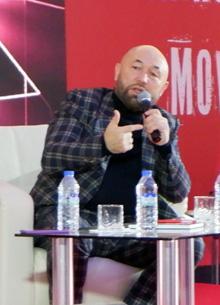 смотреть фильм Тимур Бекмамбетов представил Screenlife на Ташкентском кинофестивале