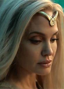 """Премьера трейлера фильма """"Вечные"""" с Анджелиной Джоли"""