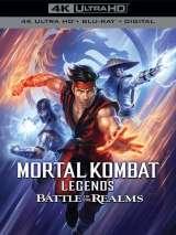"""Легенды """"Смертельной битвы"""": Битва королевств / Mortal Kombat Legends: Battle of the Realms"""