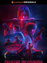 Бегущий по лезвию: Черный лотос / Blade Runner: Black Lotus