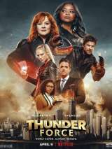 Громовая сила / Thunder Force