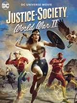 Общество справедливости: Вторая мировая война / Justice Society: World War II