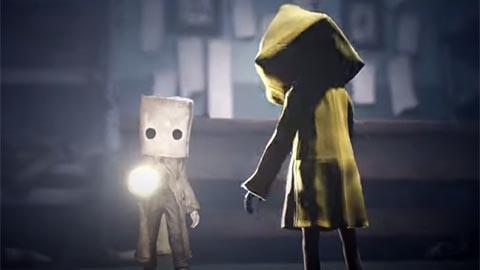 """Трейлер к выходу бесплатной демо-версии игры """"Little Nightmares II"""""""