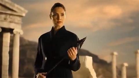"""Промо-ролик к фильму """"Лига справедливости Зака Снайдера"""" (Чудо-женщина)"""