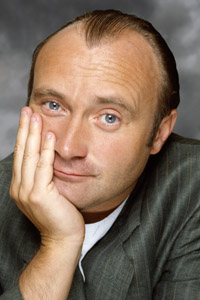 Фил Коллинз / Phil Collins (© fotobank.ru / Terry ONeill)