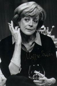 Мэгги Смит / Maggie Smith