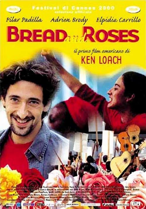 Постер N33106 к фильму Хлеб и розы (2000)