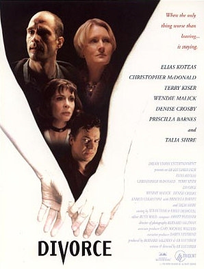 Постер N41467 к фильму Divorce: A Contemporary Western (1998)