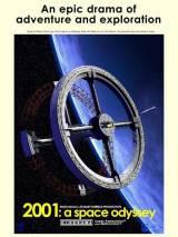 """Постер к фильму """"2001 год: Космическая одиссея"""""""