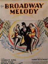"""Постер к фильму """"Бродвейская мелодия 1929-го года"""""""