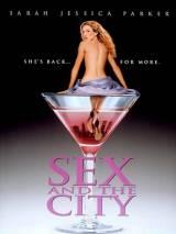 """Постер к сериалу """"Секс в большом городе"""""""