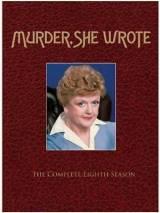 """Постер к сериалу """"Она написала убийство"""""""