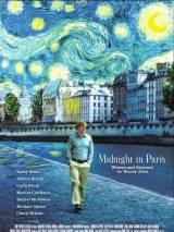 """Постер к фильму """"Полночь в Париже"""""""