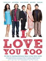 """Постер к фильму """"Я тоже тебя люблю"""""""