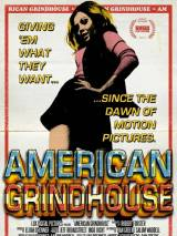 """Постер к фильму """"Американский грайндхаус"""""""