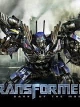 """Постер к фильму """"Трансформеры 3: Темная сторона Луны"""""""