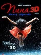"""Постер к фильму """"Пина: Танец страсти в 3D"""""""