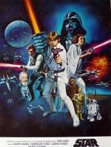 """Постер к фильму """"Звездные войны: Новая надежда"""""""