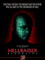 """Постер к фильму """"Восставший из ада 4: Кровное родство"""""""