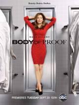 """Постер к фильму """"Body of proof"""""""
