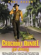 """Постер к фильму """"Крокодил Данди в Лос-Анджелесе"""""""