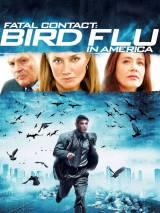 """Постер к фильму """"Смертельный контакт: Птичий грипп в Америке"""""""