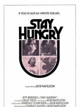 """Постер к фильму """"Оставайся голодным"""""""