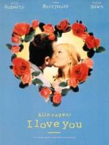 """Постер к фильму """"Все говорят, что я люблю тебя"""""""