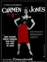 "Постер к фильму ""Кармен Джонс"""