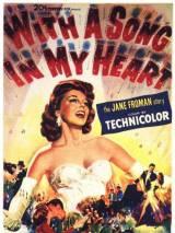 """Постер к фильму """"С песней в моем сердце"""""""