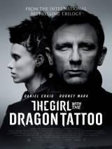 """Постер к фильму """"Девушка с татуировкой дракона"""""""