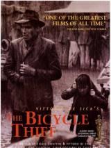 """Постер к фильму """"Похитители велосипедов"""""""