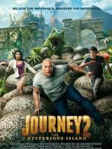 """Постер к фильму """"Путешествие 2: Таинственный остров"""""""