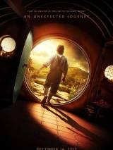 """Постер к фильму """"Хоббит: Неожиданное путешествие"""""""
