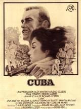 """Постер к фильму """"Куба"""""""