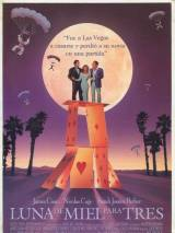 """Постер к фильму """"Медовый месяц в Лас-Вегасе"""""""