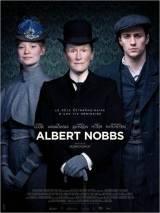 """Постер к фильму """"Таинственный Альберт Ноббс"""""""