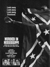 """Постер к фильму """"Убийство в Миссиссипи"""""""