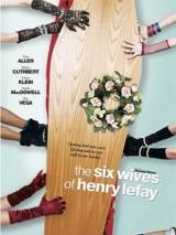 """Постер к фильму """"Шесть жен Генри Лефэя"""""""