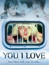 """Постер к фильму """"Я люблю тебя"""""""
