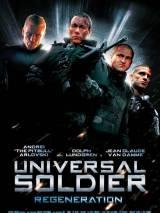 """Постер к фильму """"Универсальный солдат 3: Возрождение"""""""