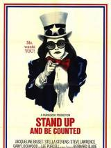 "Постер к фильму ""Stand Up and Be Counted"""