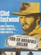 """Постер к фильму """"За пригоршню долларов"""""""